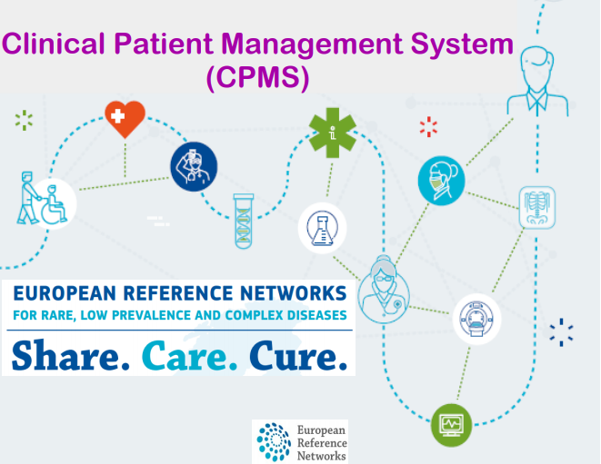 The first version for the Clinical Patient Management System (CPMS) is live!