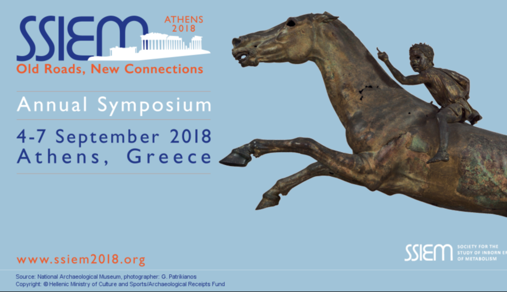 "SSIEM ANNUAL SYMPOSIUM: ""Old Roads, New Connections"""
