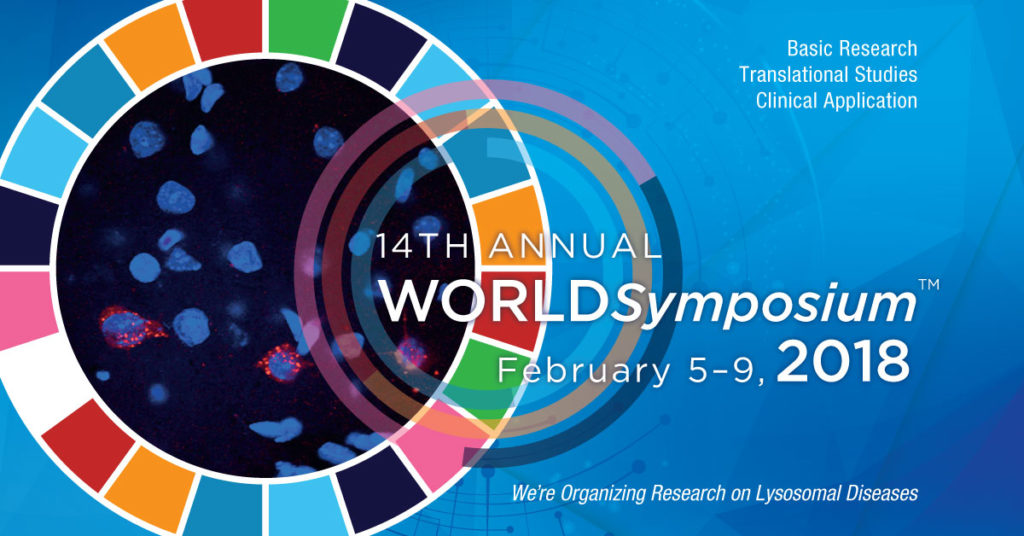 14th Annual WorldSymposium: Lysosomal Diseases Research