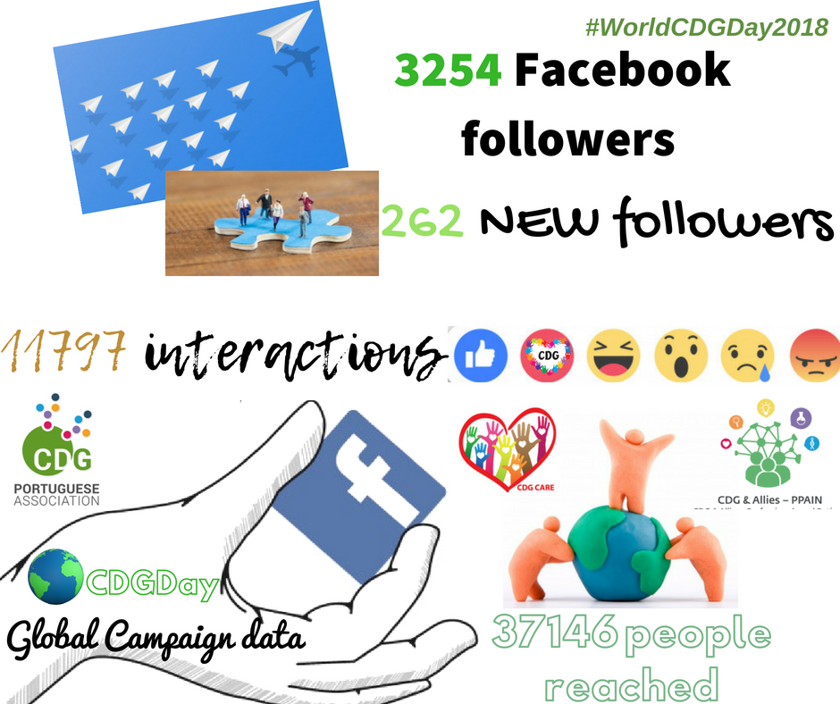 World CDG Global campaig_facebook pages impact