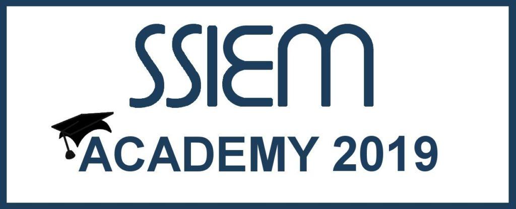 SSIEM ACADEMY, 29th – 30th April 2019
