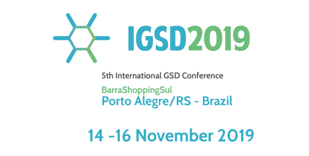 5th International GSD Conference | 14-16 November 2019