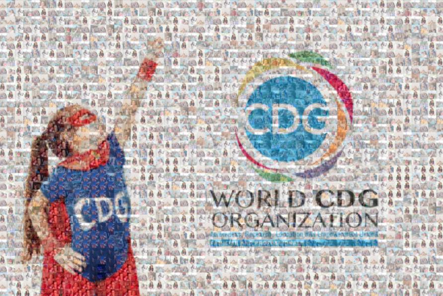World Congenital Disorders of Glycosylation (CDG) Day