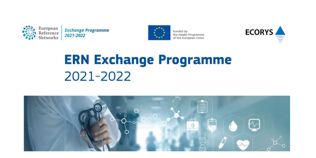 ERN Exchange programme – knowledge sharing among ERN members